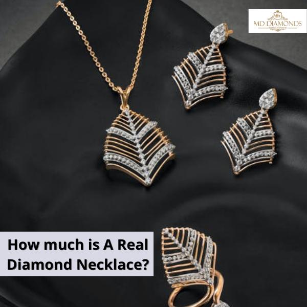 Diamond Pendant Cost Structure: A Basic Idea