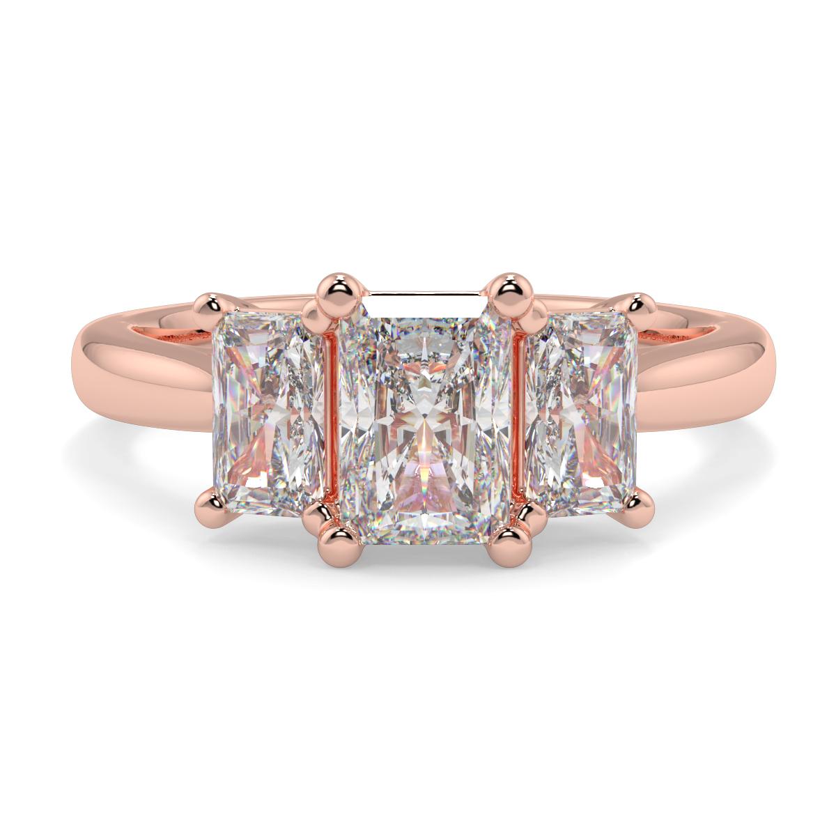 Radiant Trilogy Ring